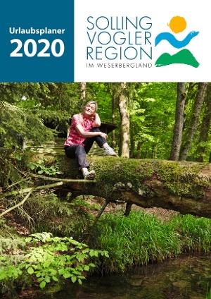 Urlaubsplaner 2020 der Solling-Vogler-Region im Weserbergland