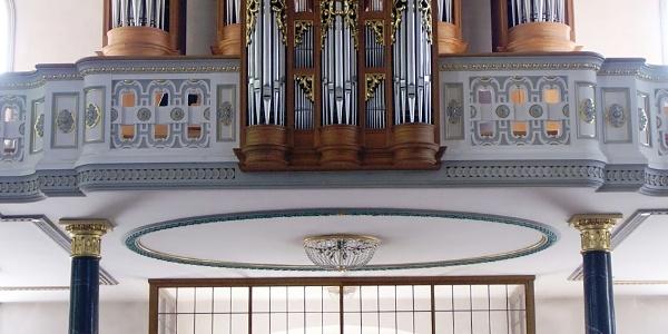 Katholische Pfarrkirche Heiliger Karl Borromäus 4