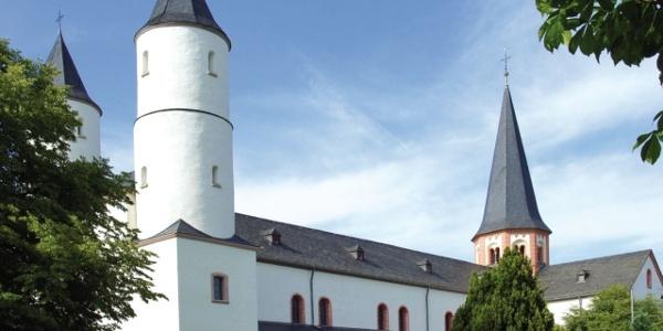 Abstecher zum Kloster Steinfeld