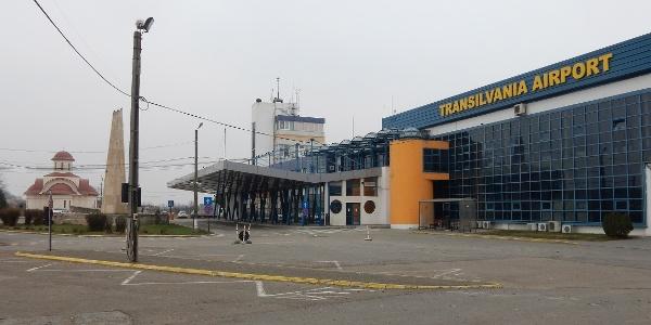Transilvania Airport, Târgu Mureș, Romania