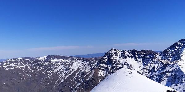 Pico Veleta (3398m)