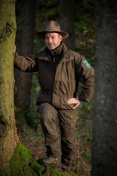 Ranger Matthias Speck