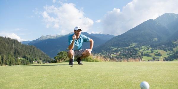 Golfplatz Klosters