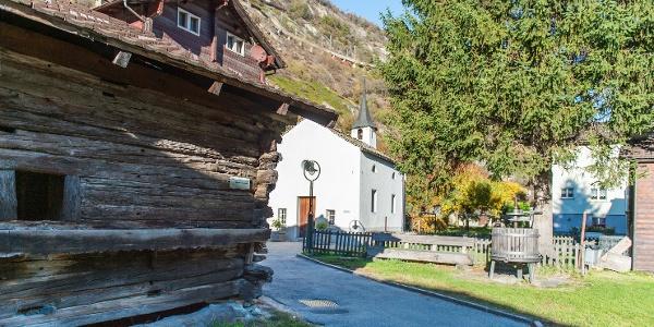 Brigerbad Dorf