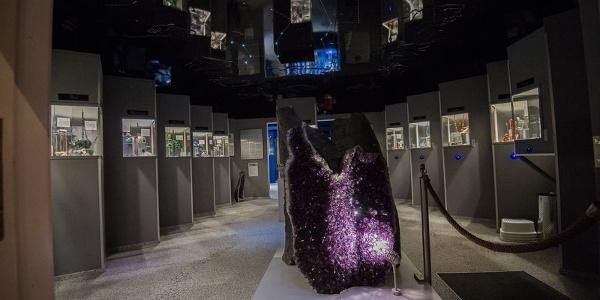 Die Edelsteine der Welt im Kristallmuseum Riedenburg