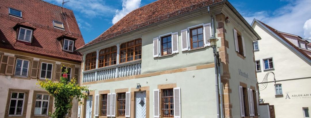 Museum Sophie La Roche in Bönnigheim