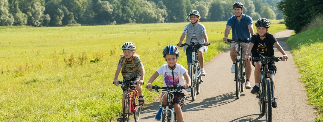 Der Glan-Blies-Radweg - ein echter Familienradweg
