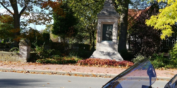 Wilhelm Busch Denkmal