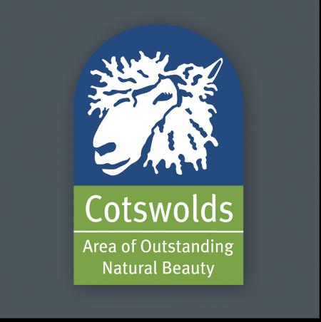 Logo Cotswolds AONB