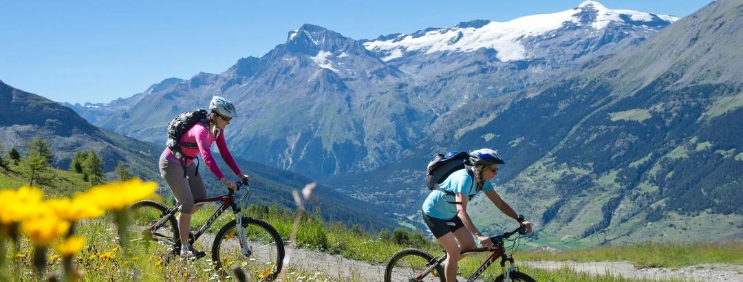VTT à Val Cenis en Haute-Maurienne