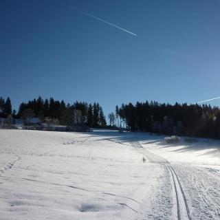 Skiwanderweg