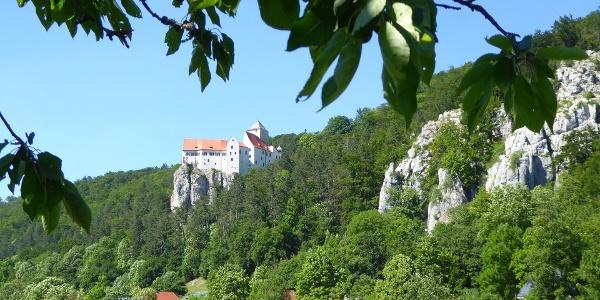 Burg Prunn im Altmühltal bei Riedenburg