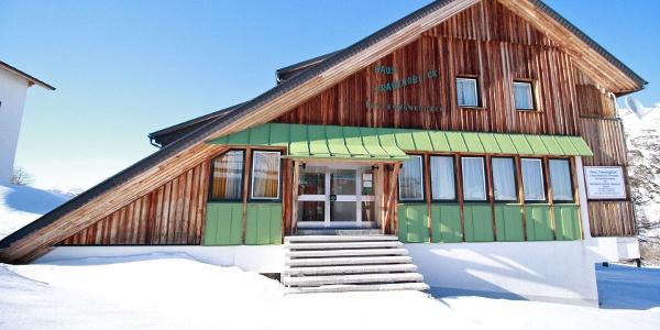 Haus Traweng und Alpenrose