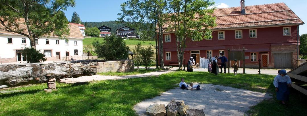 Kulturpark Glashütte Buhlbach