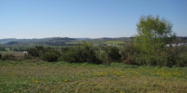 Ausblick von Birgel