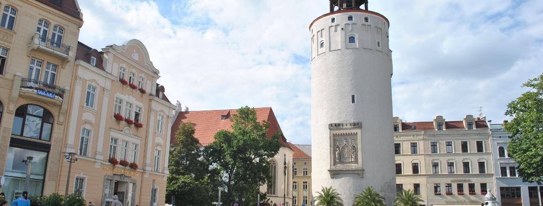 Wasserband am Marienplatz, Görlitz