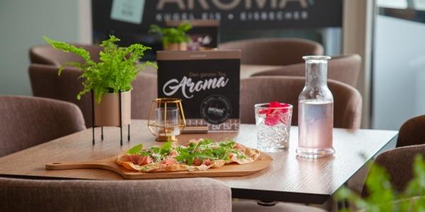 AROMA Cafe. Bar. Lounge