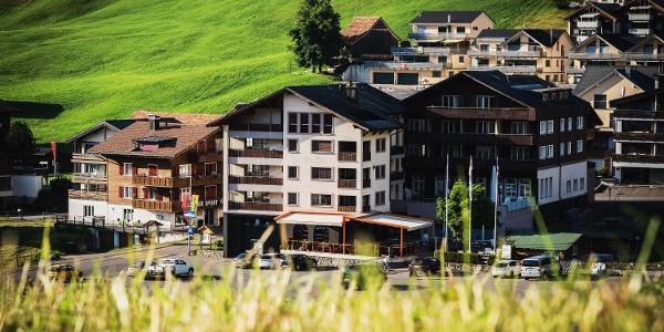 Roggenstock Lodge in Oberiberg