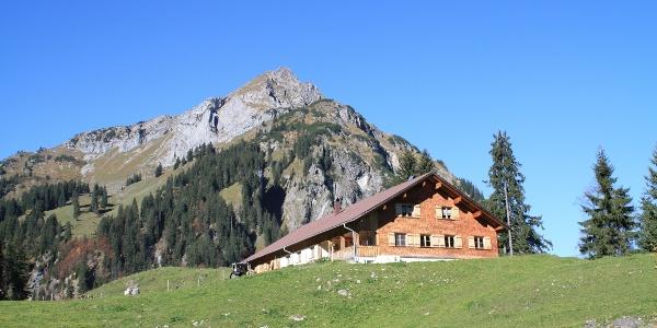Alpe Treu Schröcken