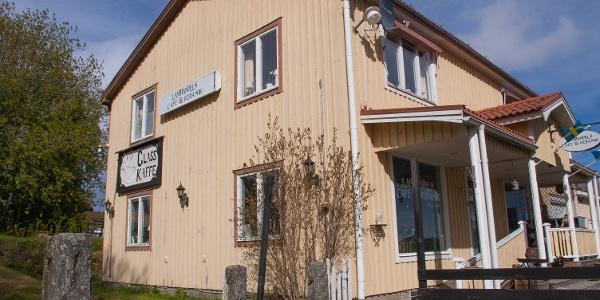Växbo Glasskafée, Helgonleden