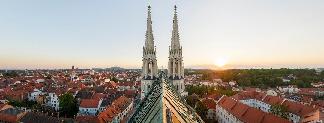 Görlitz Panoramablick