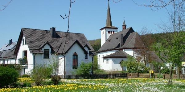 Kirche Meinkenbracht