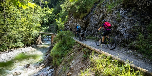 Wildenbachschlucht - Fair Play Trail