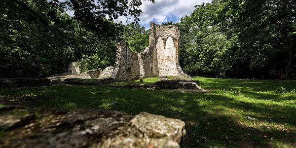 A Szent Mihály-kolostor romja