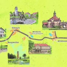 Räuberbahn Aulendorf <> Hoßkirch <> Pfullendorf