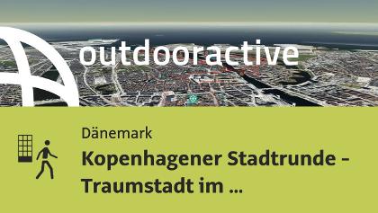 Stadtrundgang in København: Kopenhagener Stadtrunde - Traumstadt im Norden