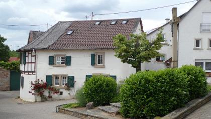 malerisch  renovierte Fachwerkhäuser (Haus am Scheep) in Neu-Bamberg