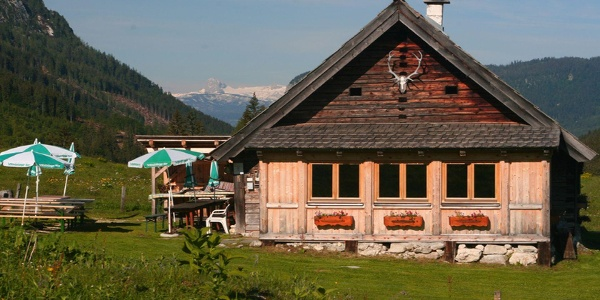 Die Hechl-Hütte