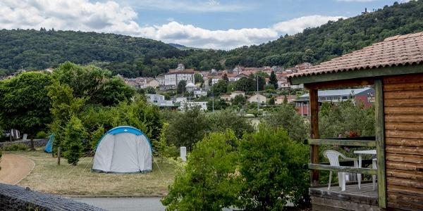 Camping Volvic Pierre & Sources