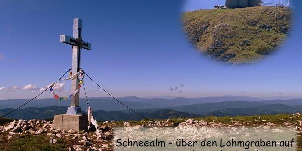 Gipfelkreuz am Windberg (1903 m)