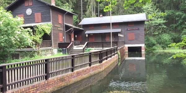 Naturfreundehaus Hofmannsteiche