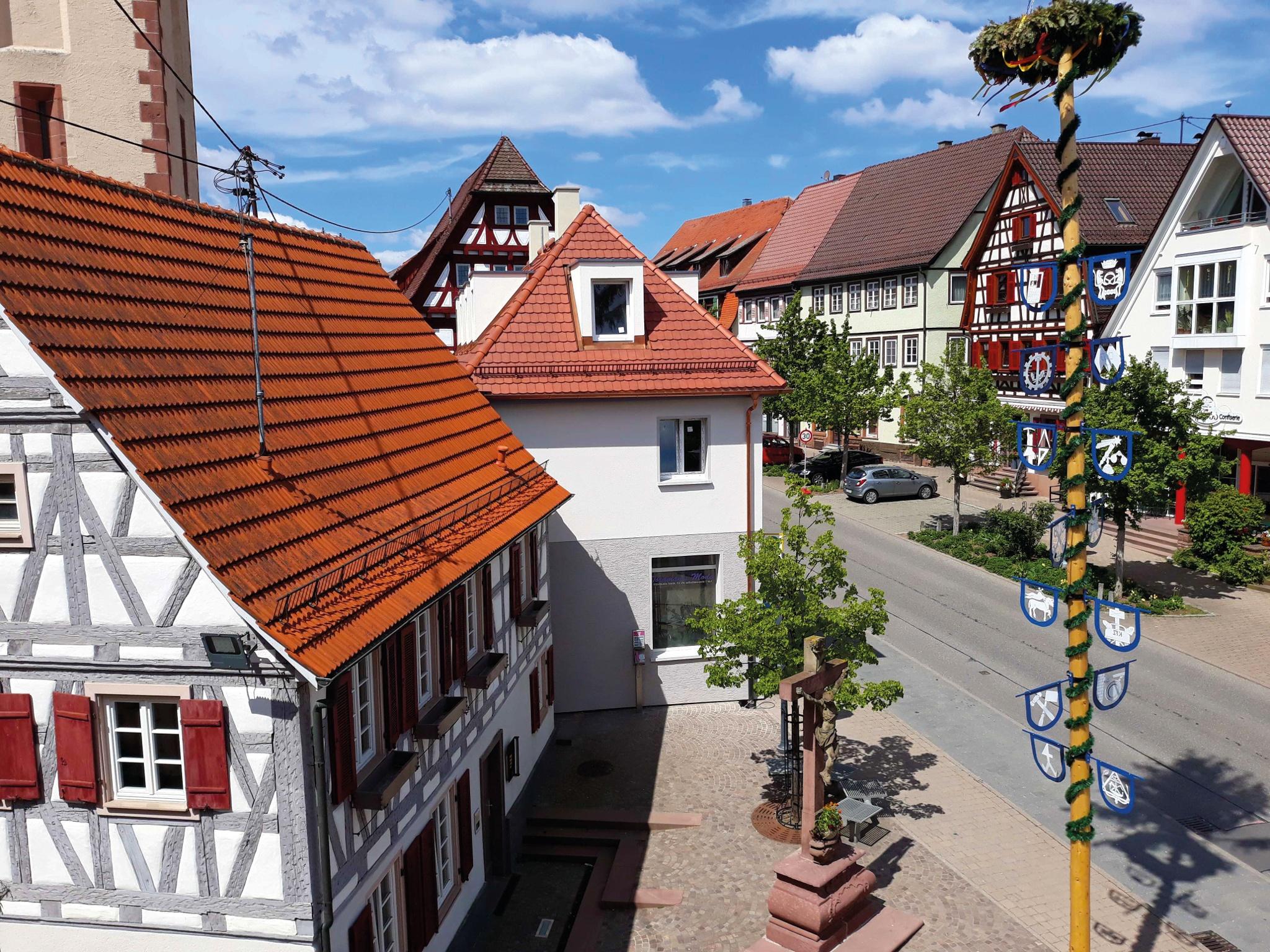 Tiefenbronn Mühlhausen