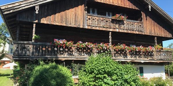 Bauernhaus in Wackersberg