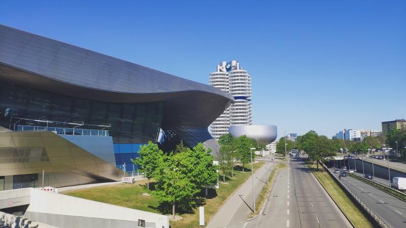 BMW-Welt und Museum
