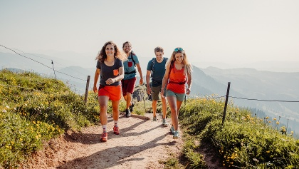 Wandern in Oberstaufen