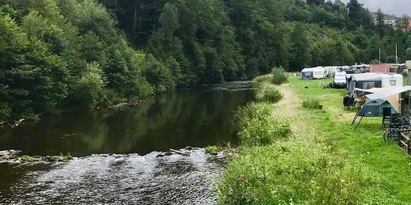 Camp Kyllburg an der Kyll