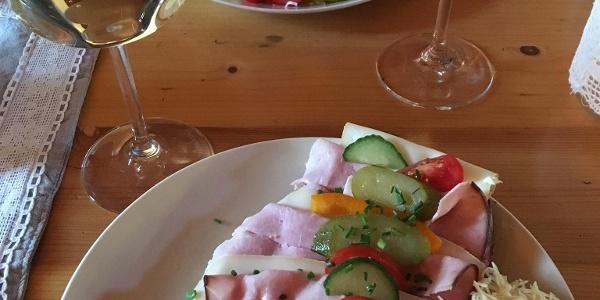 Brote & Wein