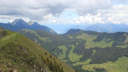 Blickauf den Vierwaldstätter See