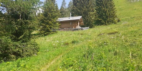 Hütte ohne Quelle