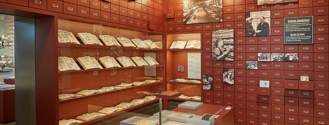 Museum Friedland- Suchdienst Rotes Kreuz