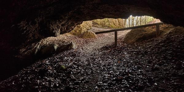 Jettenhöhle im Hainholz