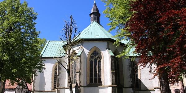 Ev. Kirche Horn