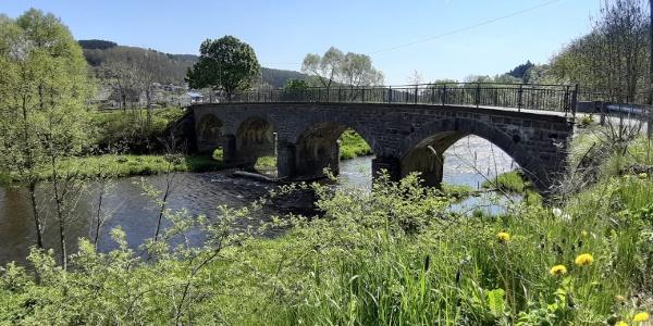 Rundbogenbrücke Beddelhausen