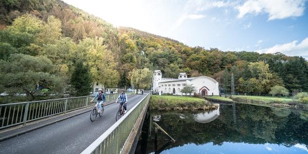Jugendstilkraftwerk Heimbach am Staubecken