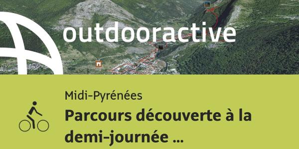 parcours VTC - Midi-Pyrénées: Parcours découverte à la demi-journée (matin)