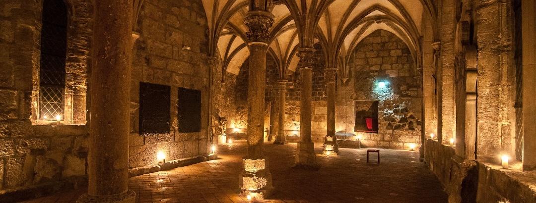 UNESCO Welterbe im Harz - ZisterzienserMuseum Kloster Walkenried - Kreuzgang